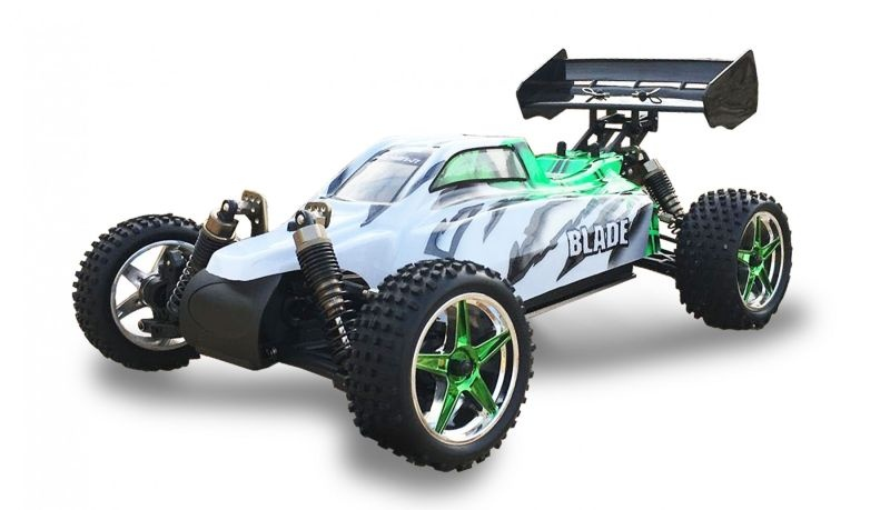 Blade Pro 4WD Buggy Brushless 1/10 2,4GHz RTR