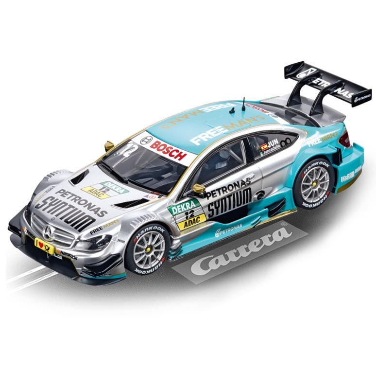 EVOLUTION 1/32 AMG Mercedes C-Coupe DTM D. Juncadella, No.12