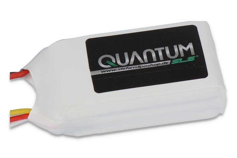 SLS Lipo Quantum 500mAh 3S1P 11,1V 30C/60C