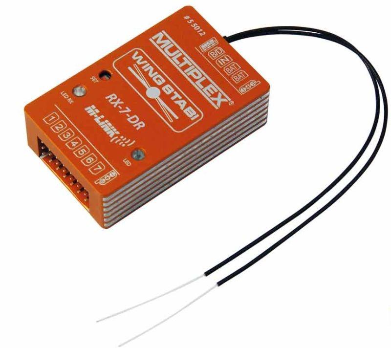Wingstabi Easy Control RX-7-DR - 3-Achs-Kreiselsystem