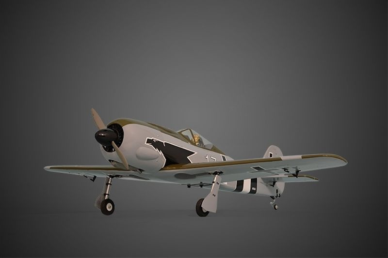 Focke Wulf - Jagdflugzeug 1400 mm ARF