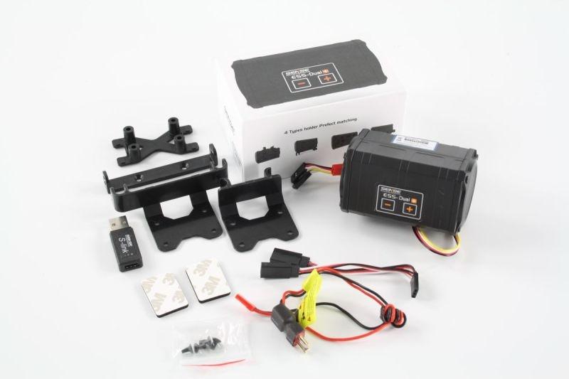 ESS Dual+ Motor Soundmodul für RC-Cars