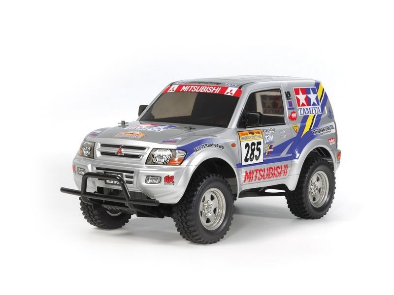 Mitsubishi Pajero Rally Sport 1:10 Bausatz CC-01