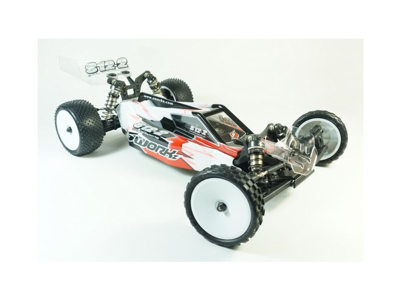 S12-2M Carpet Edition 1/10 2WD Offroad Racing Buggy Pro Kit