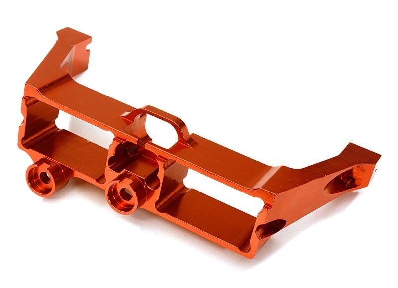 CNC Aluminium T-Lock Servohalterung TRX-4 und 1/10 Crawler