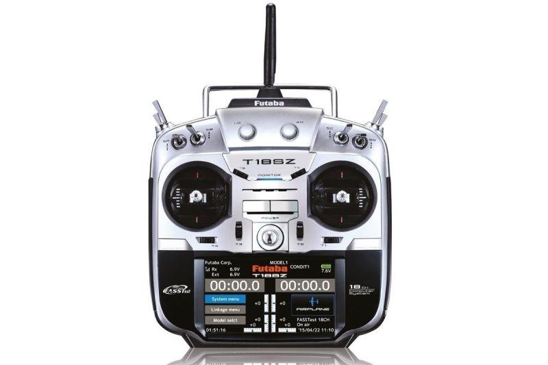 T18SZ 2.4GHz 18-Kanal Fernsteuerung M1 mit R7014SB Emfpänger