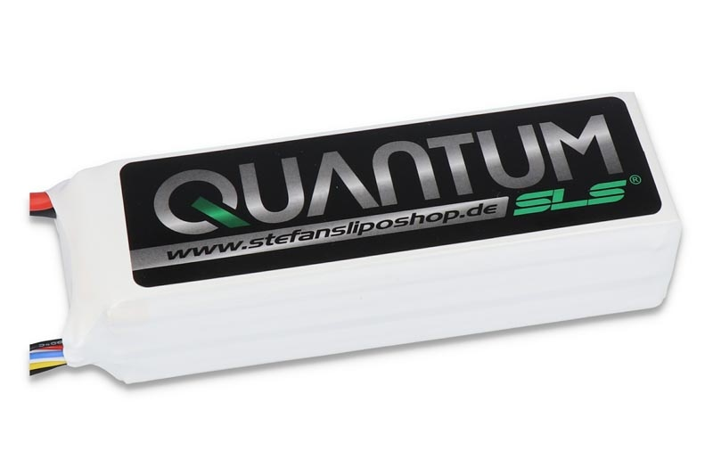 SLS Quantum LiPo Akku 5000mAh 5S1P 18,5V 30C/60C