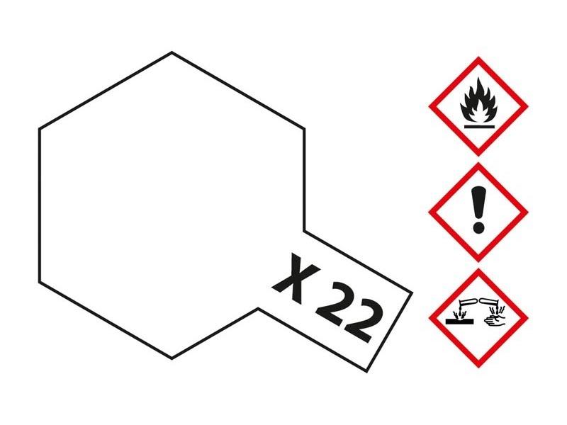 X-22 Klarlack glänzend 23ml