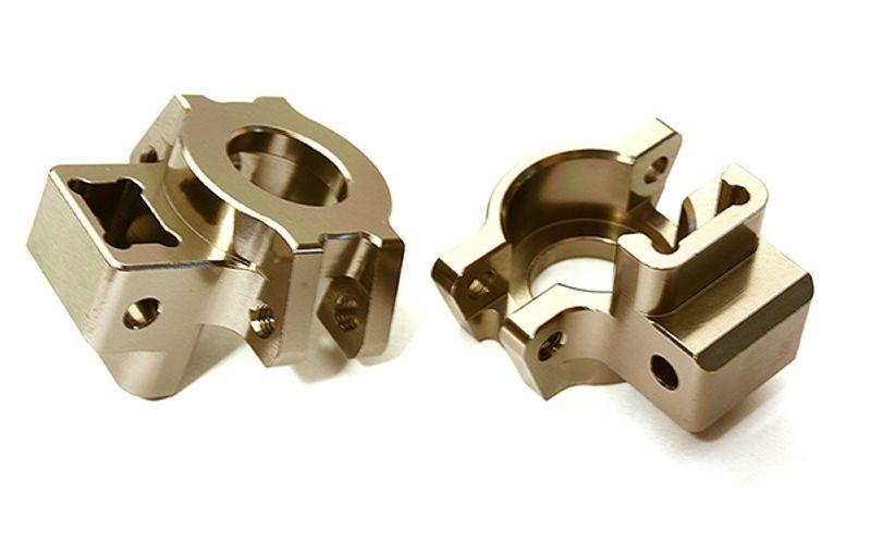 CNC Aluminium Axle Hubs hinten für Desert Racer (UDR)