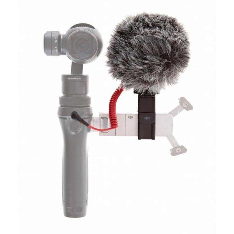 Osmo - Rode VideoMicro Hyperniere Mikrofon