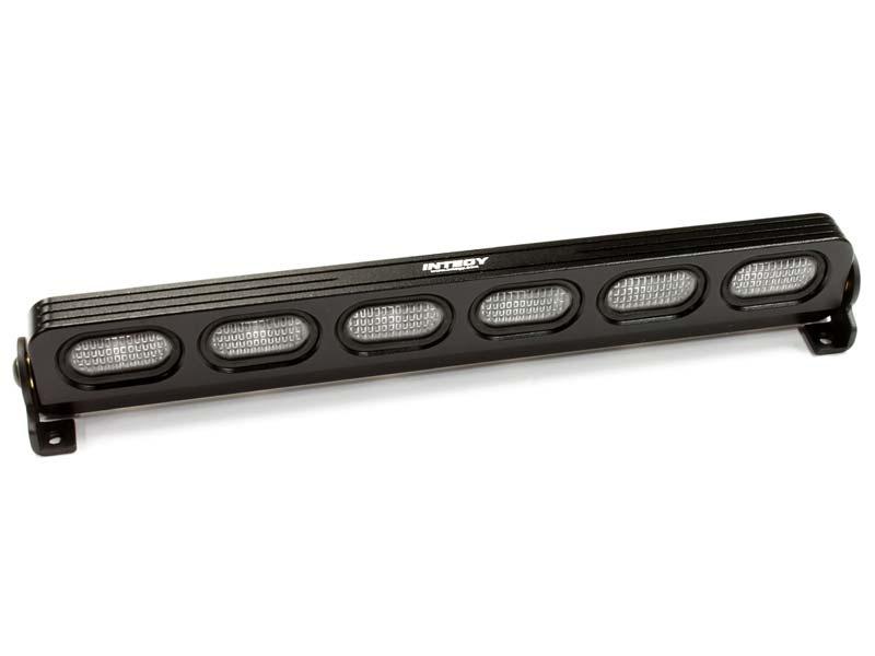 Realistische Spot Scheinwerfer Leiste LED (6) für 1/10 1/8 S