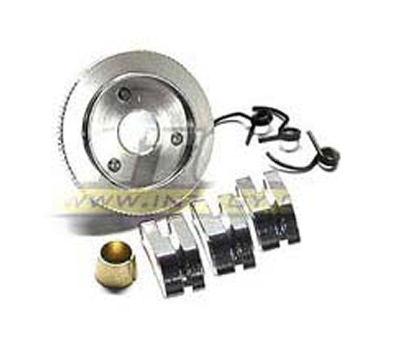 Aluminium 3-Backen Kupplungssystem für 1/8 Buggys