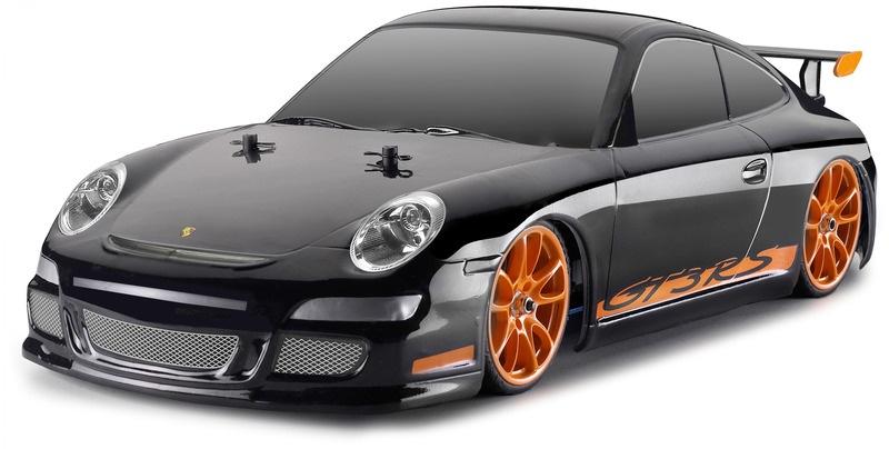 Karosserie Porsche GT3
