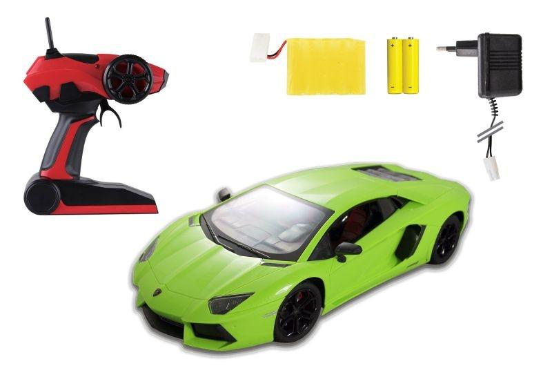 Lamborghini Aventador LP 700-4 RC-Car 1/10 2,4GHz RTR, grün