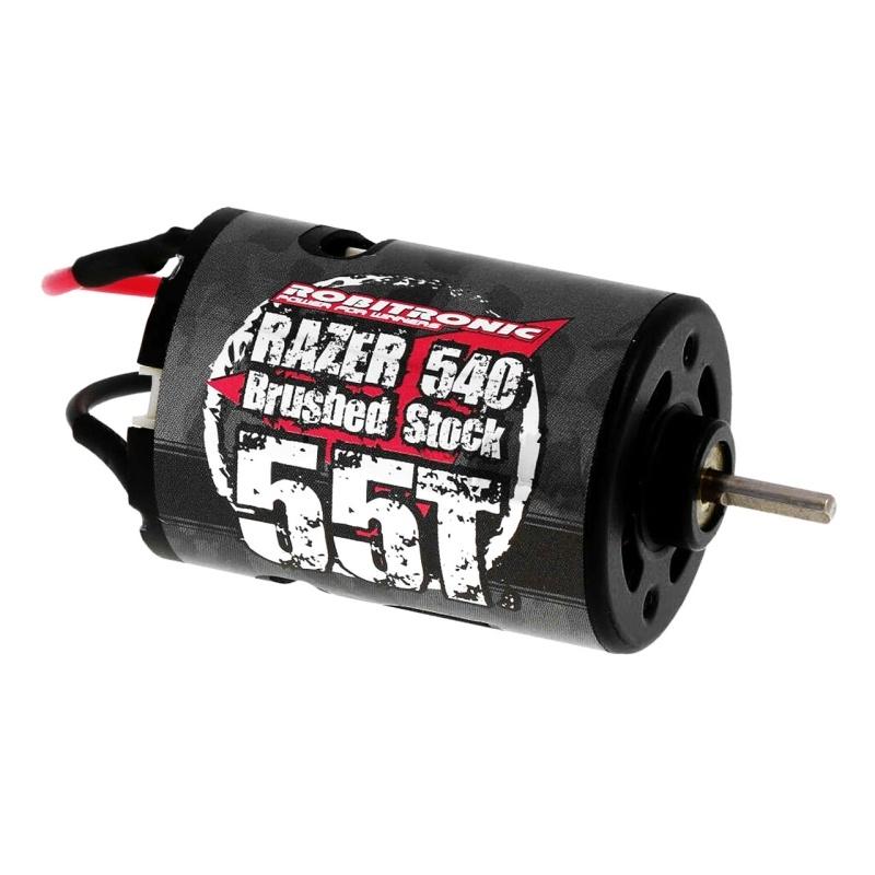 Razer 540 Motor 55 Turn Brushed Stock