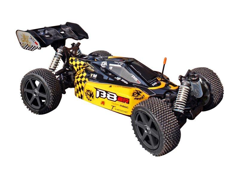 B8ER 1:8 Elektrobuggy Wettbewerb ARR ohne Elektronik