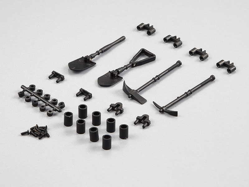 Plastik Deko Set Werkzeuge Outddor