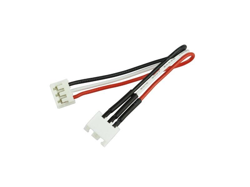 Balancer-Adapter  XH Stecker <=> EH Buchse  2S  30cm