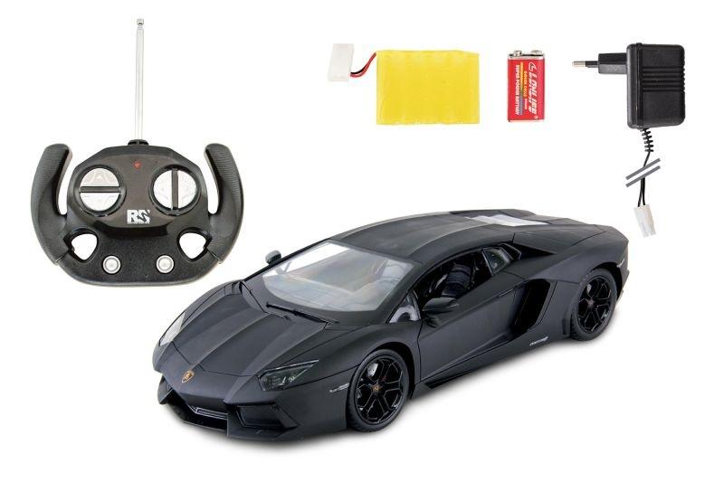 Lamborghini Aventador LP 700-4 RC-Car 1/14 2,4GHz RTR black