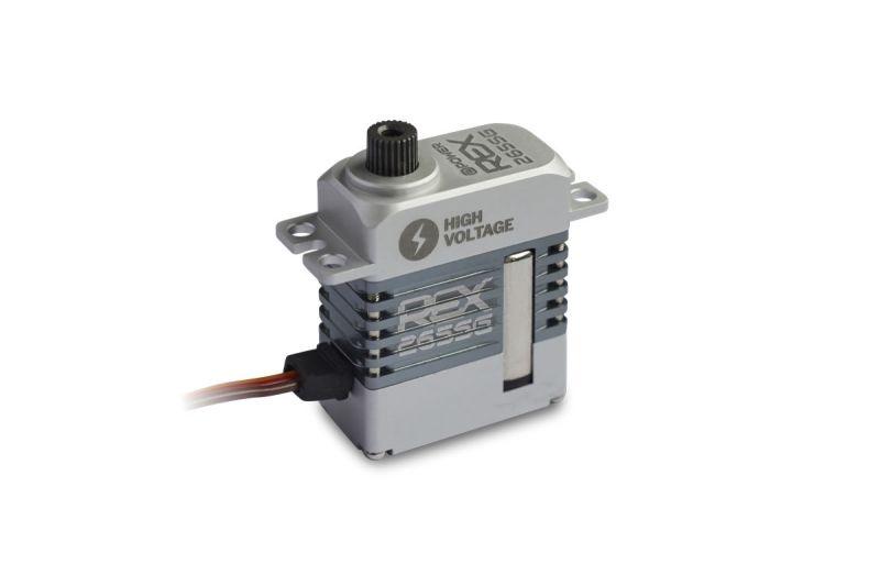 REX-265SG HV Coreless Servo für Flächenmodelle (4,8kg/6V)