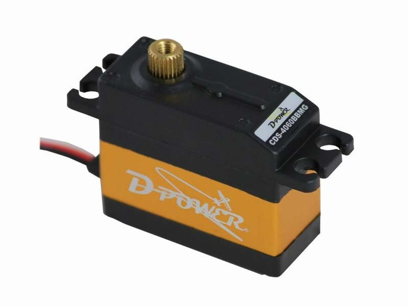 D-Power CDS-4060BB MG Servo, Midi