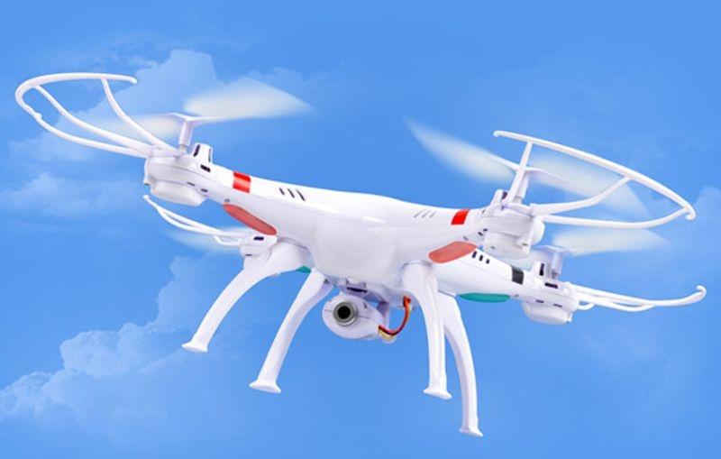 Spyrit FPV Hover 2,4GHz 4-Kanal RTF Quadrocopter