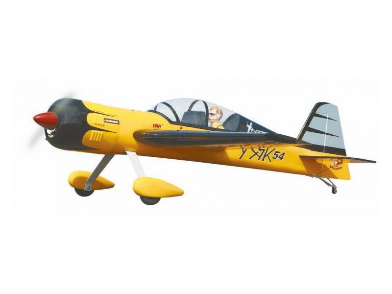 Seagull YAK 54 - size 91 - 161cm - schwarz/gelb