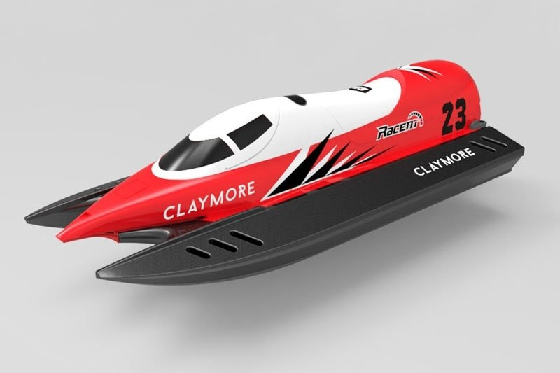 Claymore Mini F1 Highspeed Rennboot RTR