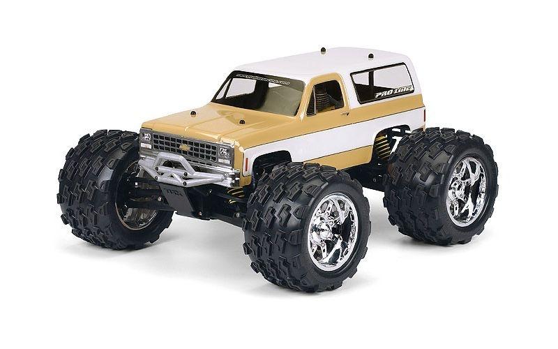 ProLine 80er Chevy Blazer T-EMAXX 2.5, Savage