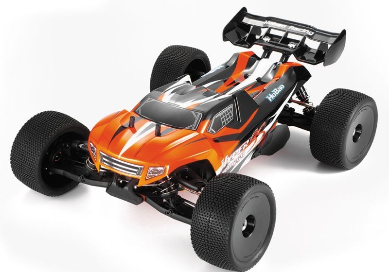 Hyper SS 4WD Truggy 1/8 6S Brushless 150A 2,4GHz RTR