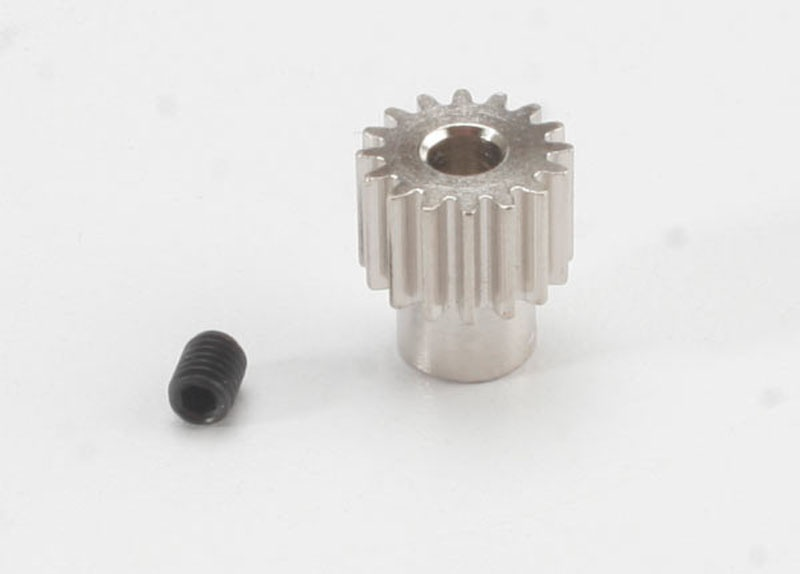 Motorritzel 48dp, 16 Zähne