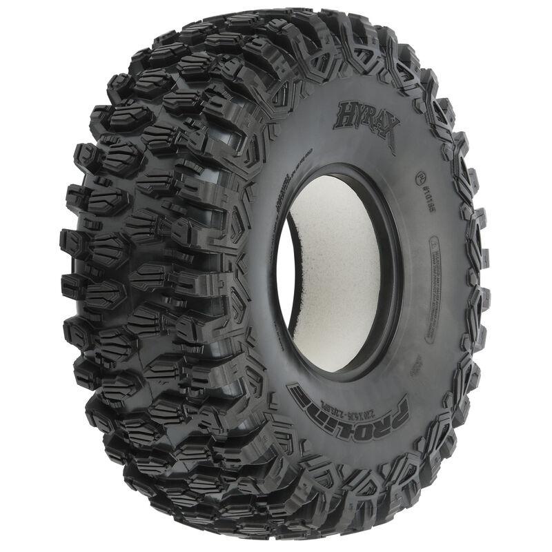Hyrax U4 Predator 2.2/3.3 Reifen für 1:10 Rock Racer (2)