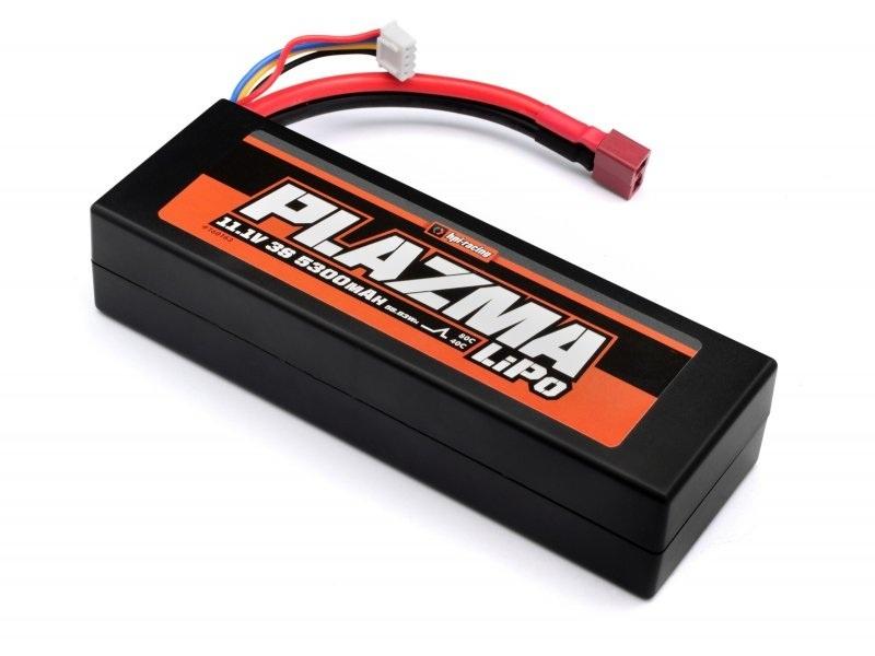 Plazma 11.1V 5300mAh 40C LiPo Akku mit T-Stecker
