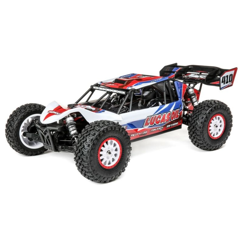 Tenacity DB Pro 4WD BLS Desert Buggy Lucas Oil 1:10 RTR