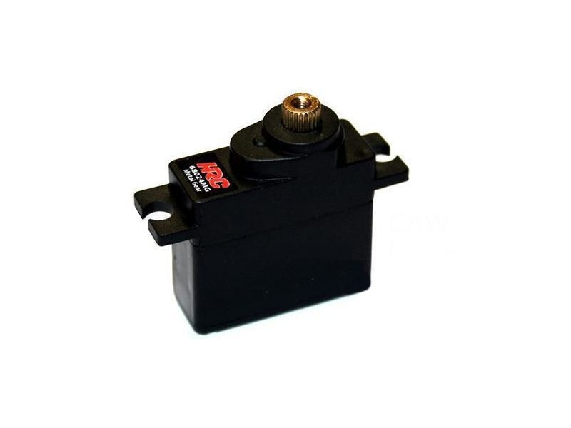 Analogservo 30.0x11.6x31.7mm 17.5g 3.9kg/cm  MG BB WP