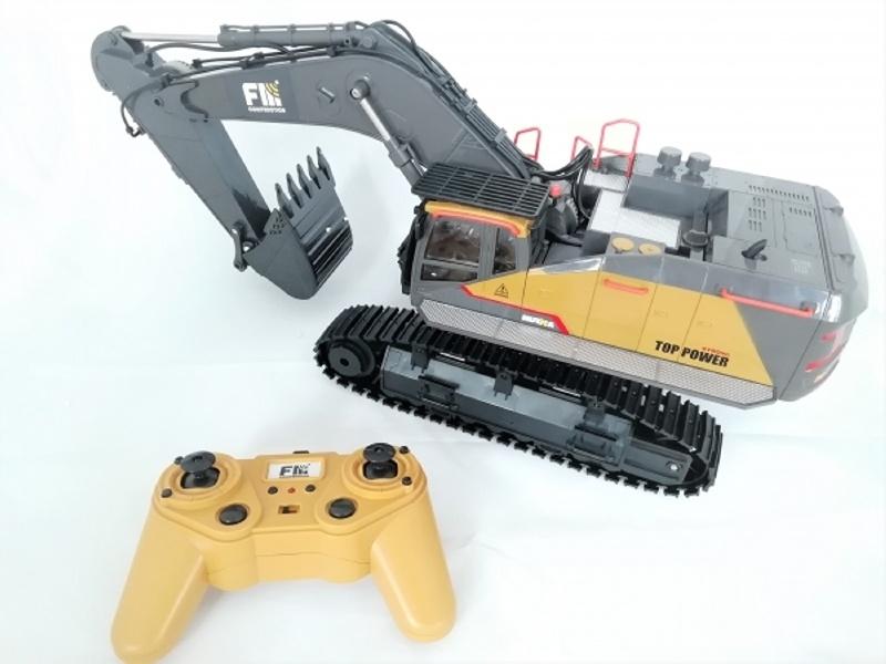 Kettenbagger XL 1:14 mit Metallschaufel 2,4GHz RTR