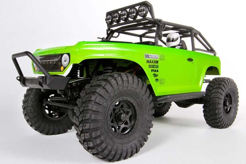 Deadbolt 4WD SCX10 2,4GHz RTR