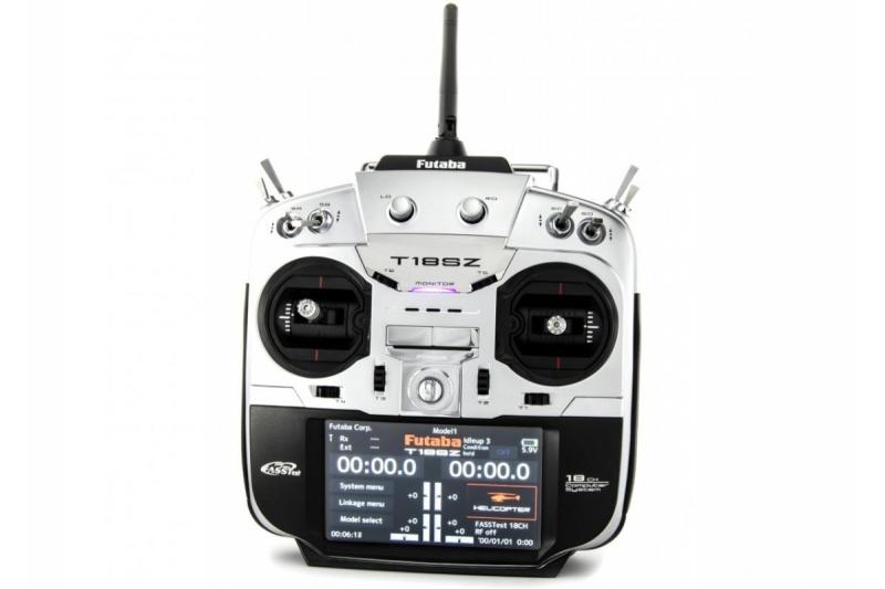 T18SZ 2.4GHz Fernsteuerung + R7014SB Empfänger Mode2