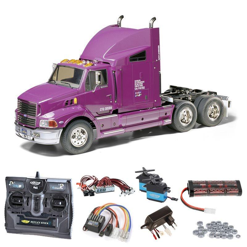 Truck Ford Aeromax Komplettset + LED, Kugellager