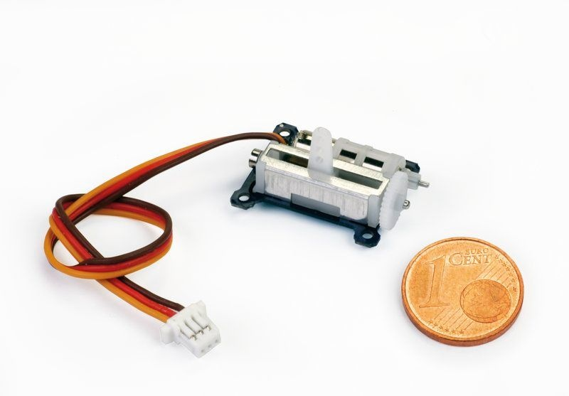 HV Linear-Servo Mosquito L - SH-Stecker