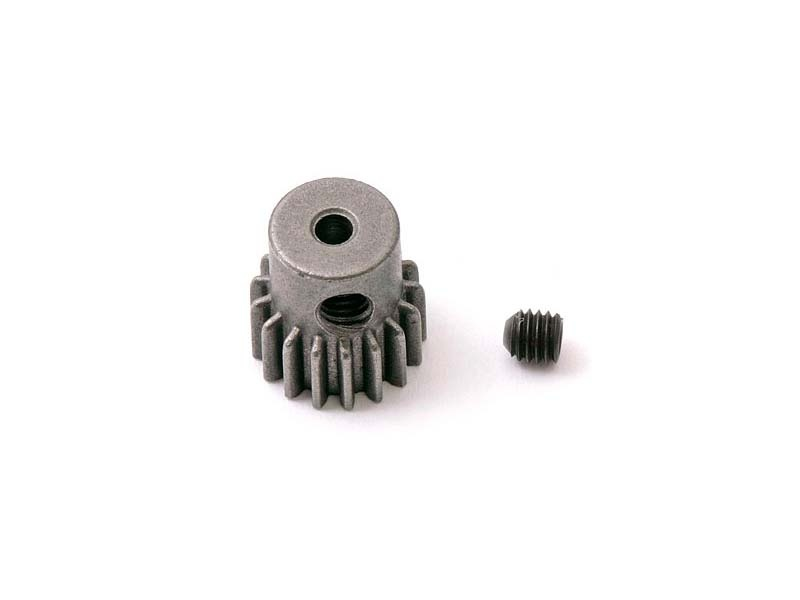 Pinion Gear (1:18), 17 Tooth für 2mm Welle