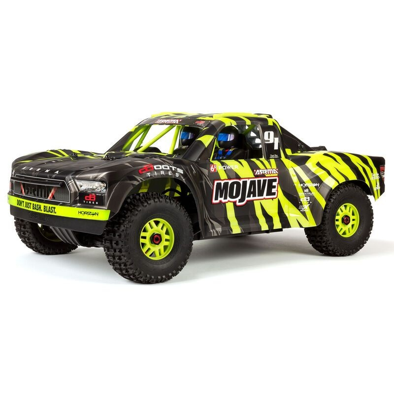 Mojave 6S V2 BLX 4WD Desert Truck 1:7 Spektrum RTR, grün