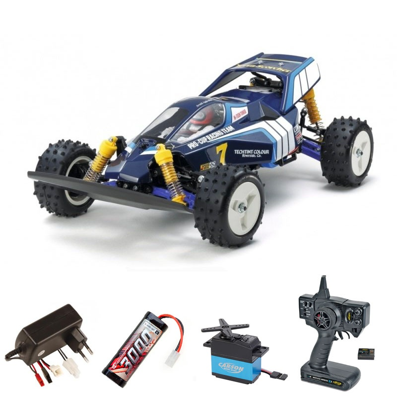 Terra Scorcher 2020 4WD Buggy Bausatz 1:10 Komplettset
