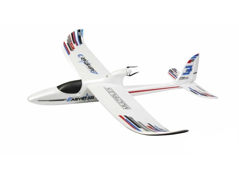 EasyStar 3 RR Einsteigerflugmodell - RR mit Servos, Antrieb