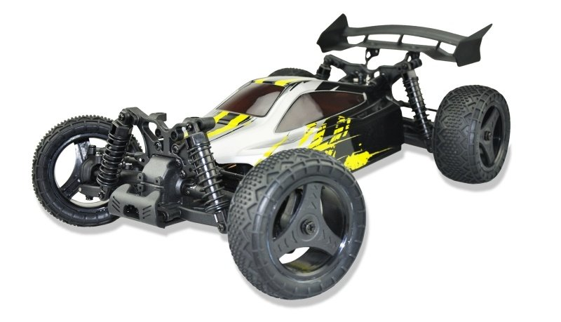 ONE-TEN 4WD Buggy brushed AMX Racing 1:10 RTR Akku/Lader