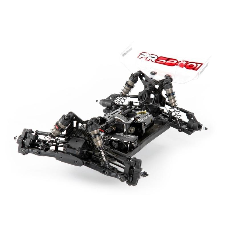 4WD Offroad Buggy SB401 1/10 Kit ohne Elektronik