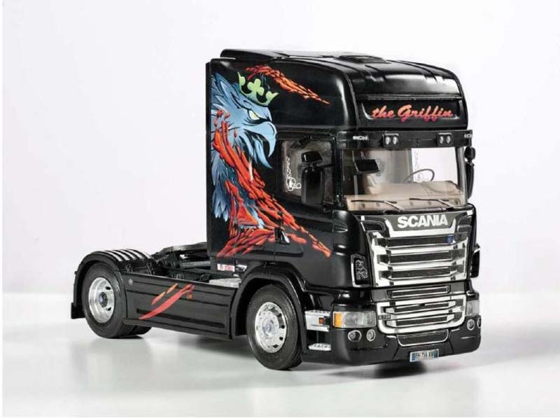 1:24 SCANIA R730 The Griffin