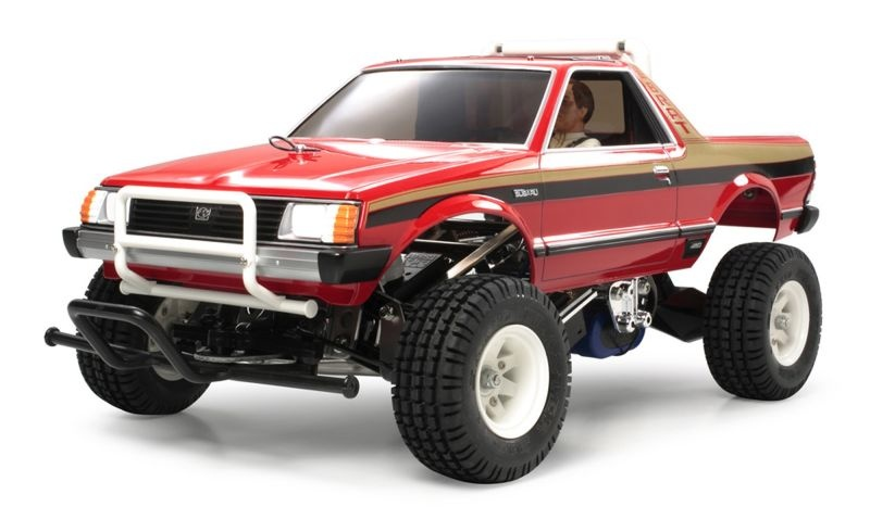 Subaru Brat 2WD PickUp LWA Neuauflage 1/10 Bausatz