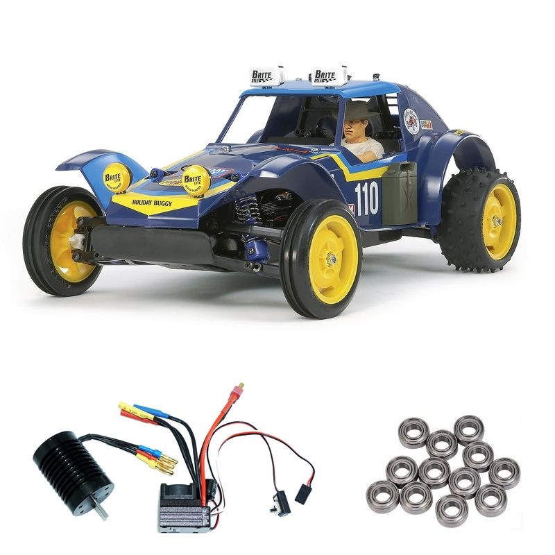 Holiday Buggy 2010 1:10 2WD Brushless-Edition + Kugellager