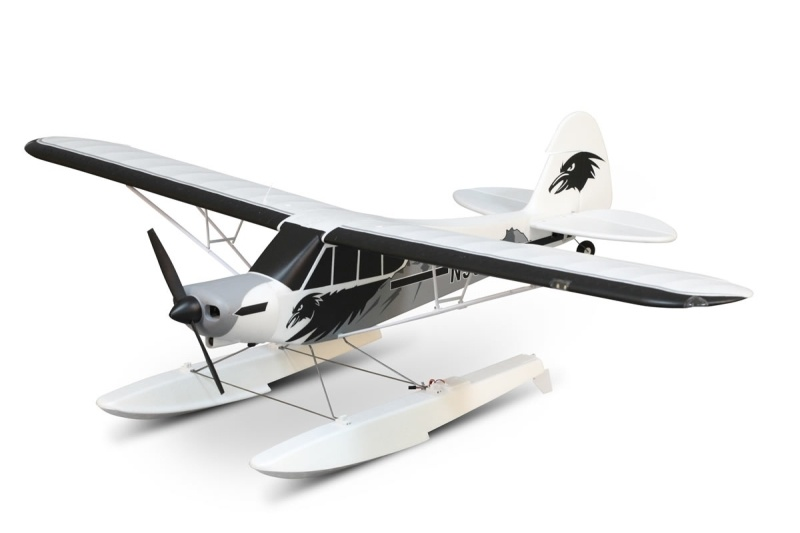 Piper PA-18 Super Cup 1700mm PNP inkl. Schwimmer + Gyro